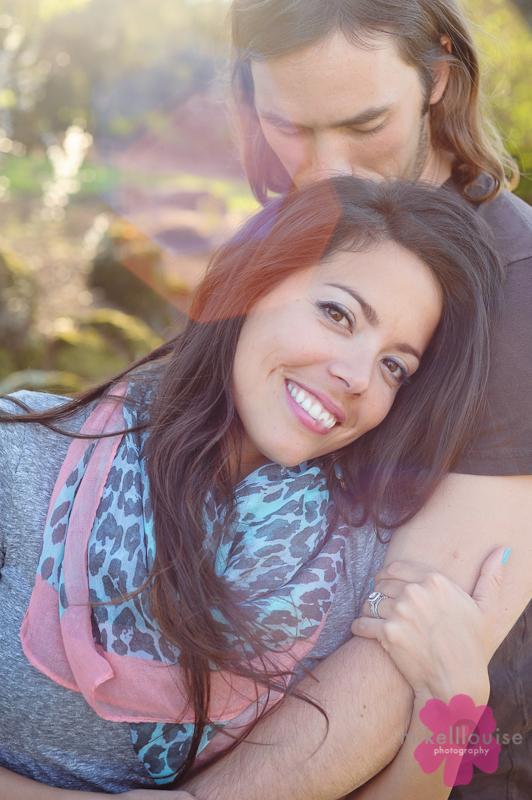napa california engagement photographer