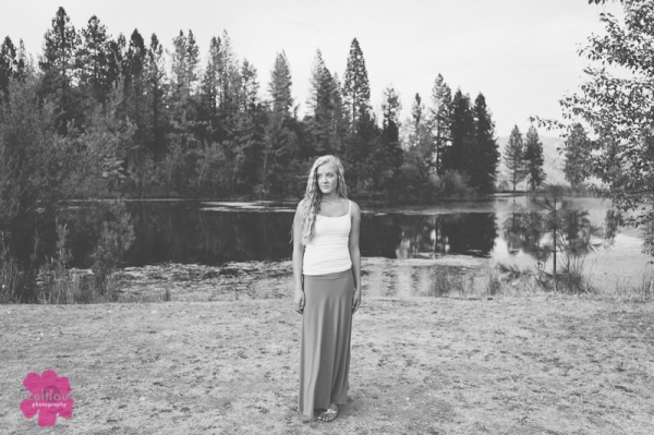 southern oregon senior portrait photographer