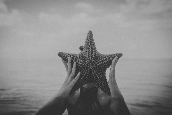 MERMAIDS KISSES AND STARFISH WISHES...